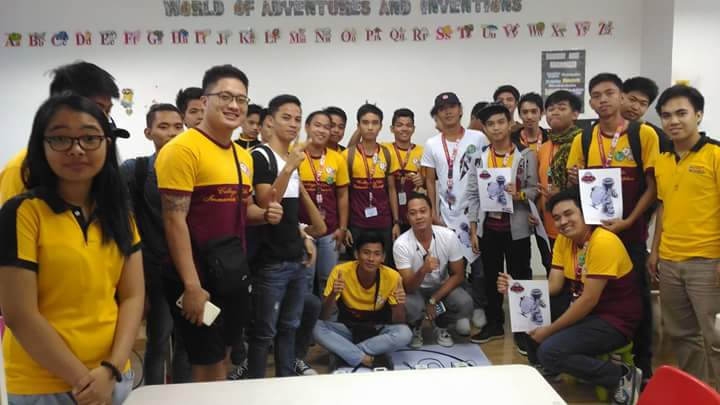 Field Trip College Of Immaculate Conception Cabanatuan City